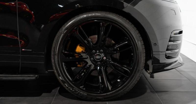 Land rover Range Rover Velar 3.0 D300 R-Dynamic Auto Noir occasion à DARDILLY - photo n°6