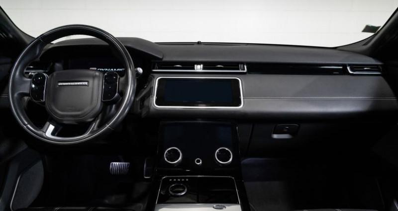 Land rover Range Rover Velar 3.0 D300 R-Dynamic Auto Noir occasion à DARDILLY - photo n°7