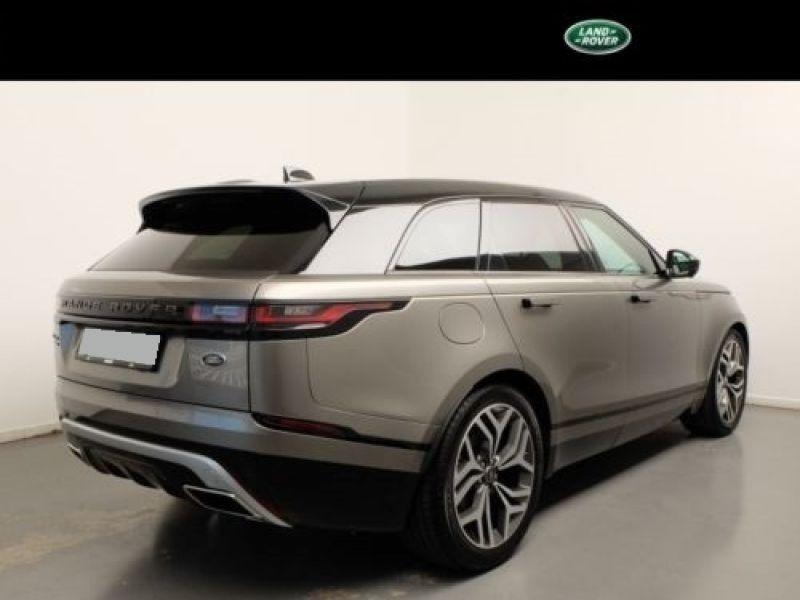 Land rover Range Rover Velar 3.0 i 380 Argent occasion à Beaupuy - photo n°3