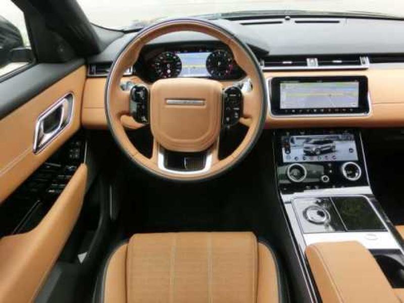 Land rover Range Rover Velar 3.0 i 380 Noir occasion à Beaupuy - photo n°2