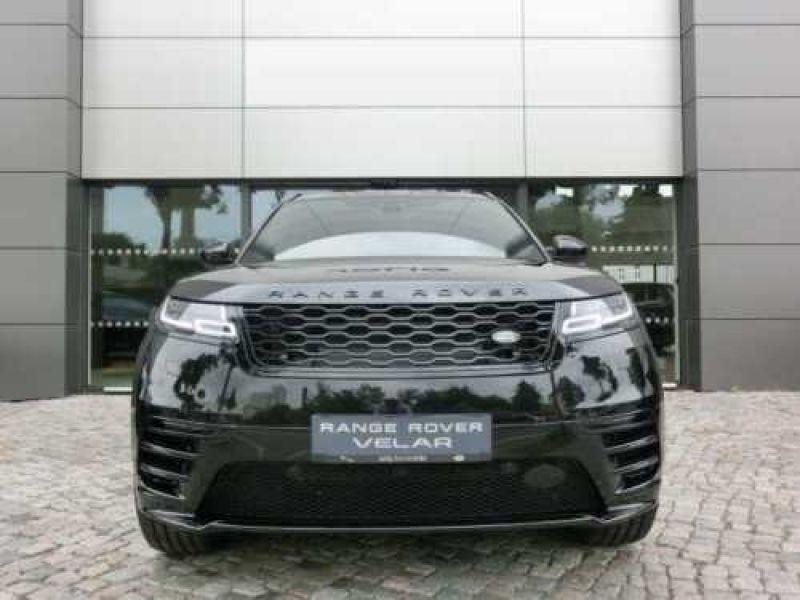 Land rover Range Rover Velar 3.0 i 380 Noir occasion à Beaupuy - photo n°9