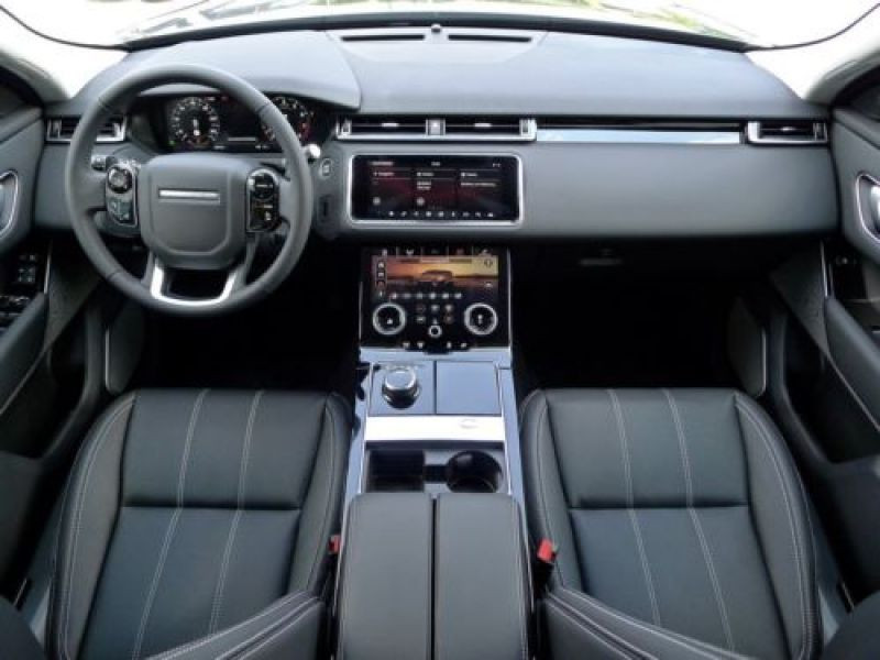 Land rover Range Rover Velar 3.0 i 380 Gris occasion à Beaupuy - photo n°2