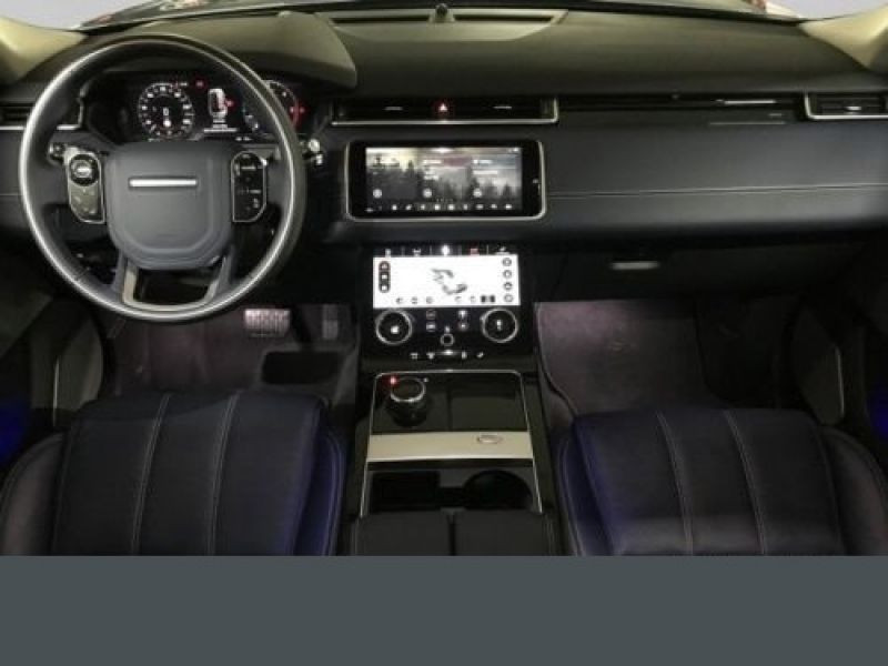 Land rover Range Rover Velar 3.0 TDI 300 Bleu occasion à Beaupuy - photo n°2