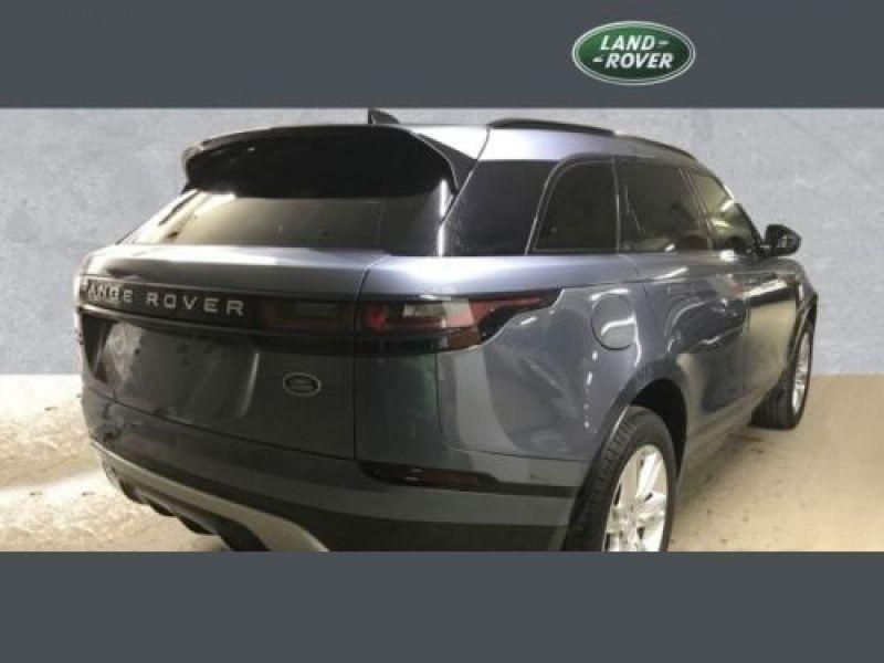 Land rover Range Rover Velar 3.0 TDI 300 Bleu occasion à Beaupuy - photo n°3