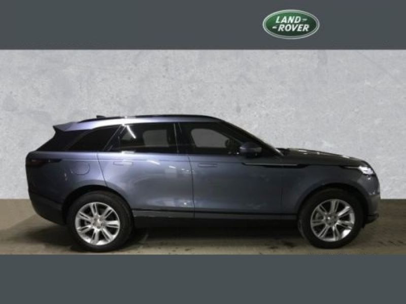 Land rover Range Rover Velar 3.0 TDI 300 Bleu occasion à Beaupuy - photo n°6