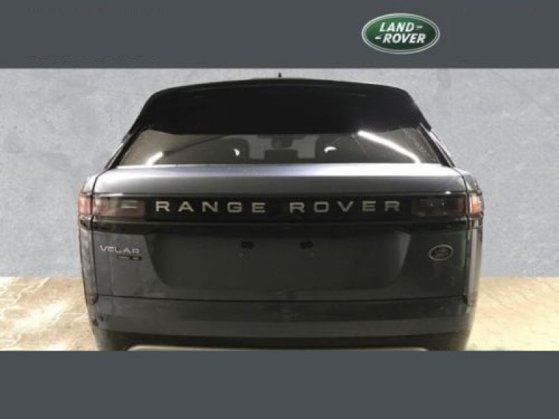 Land rover Range Rover Velar 3.0 TDI 300 Bleu occasion à Beaupuy - photo n°7