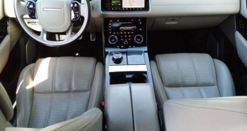 Land rover Range Rover Velar 3.0D V6 300ch R-Dynamic HSE AWD BVA  occasion à Orléans - photo n°5