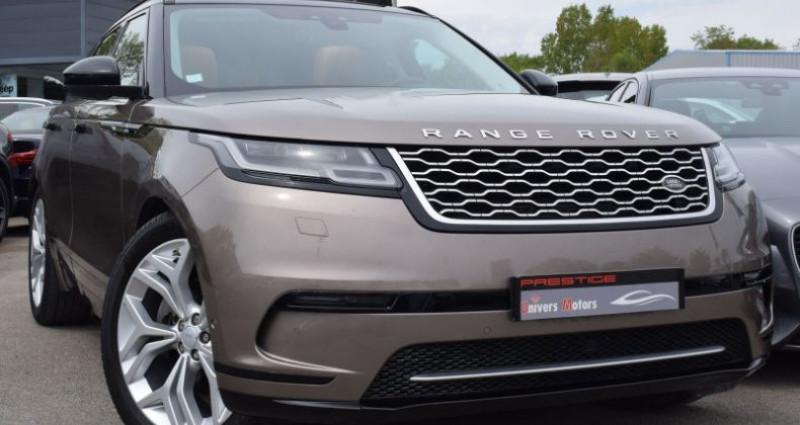 Land rover Range Rover Velar 3.0D V6 300CH R-DYNAMIC SE AWD BVA Bronze occasion à VENDARGUES