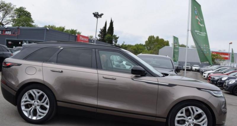 Land rover Range Rover Velar 3.0D V6 300CH R-DYNAMIC SE AWD BVA Bronze occasion à VENDARGUES - photo n°4