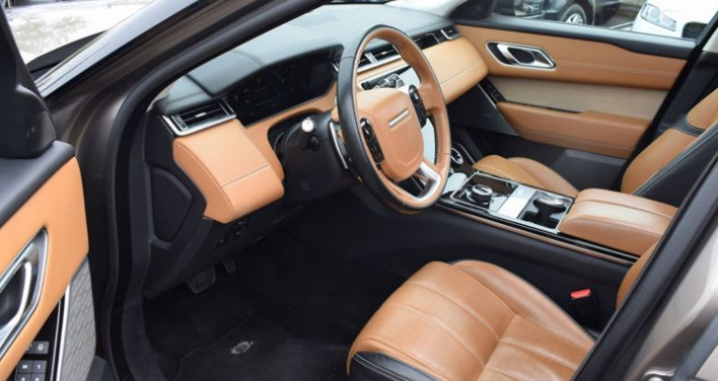 Land rover Range Rover Velar 3.0D V6 300CH R-DYNAMIC SE AWD BVA Bronze occasion à VENDARGUES - photo n°5