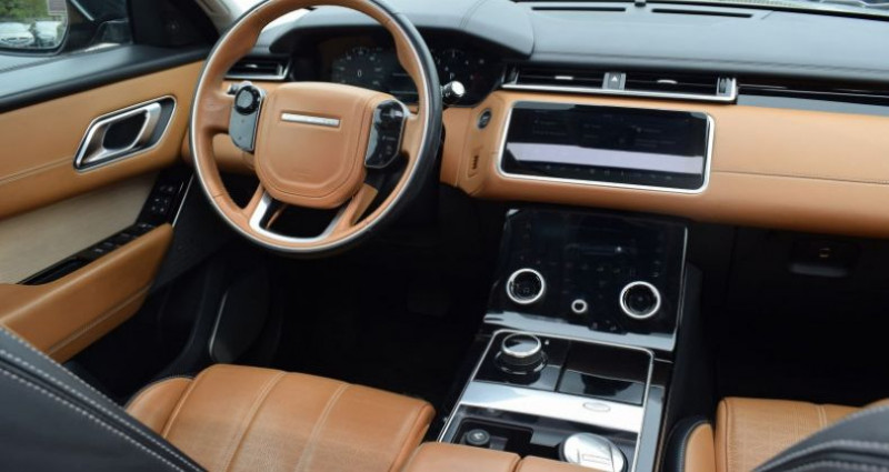Land rover Range Rover Velar 3.0D V6 300CH R-DYNAMIC SE AWD BVA Bronze occasion à VENDARGUES - photo n°2