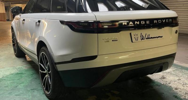 Land rover Range Rover Velar d 240hp se iii Blanc occasion à Neuilly Sur Seine - photo n°6