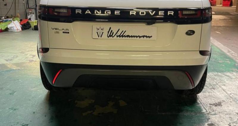Land rover Range Rover Velar d 240hp se iii Blanc occasion à Neuilly Sur Seine - photo n°5