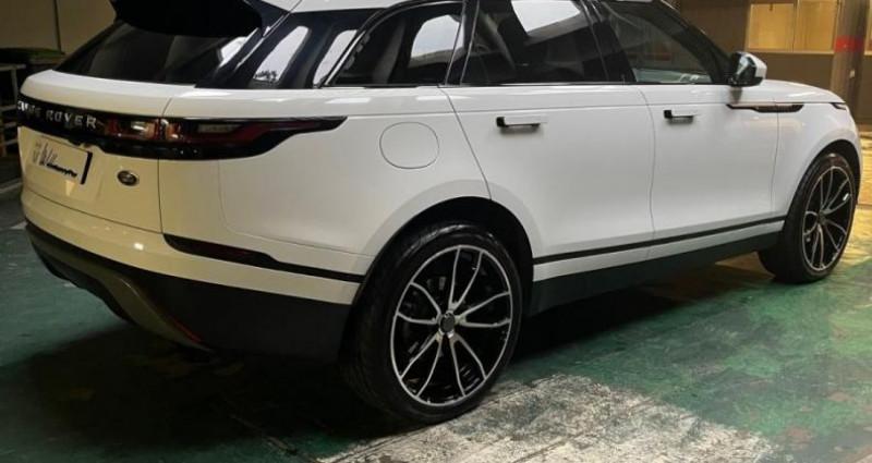 Land rover Range Rover Velar d 240hp se iii Blanc occasion à Neuilly Sur Seine - photo n°4