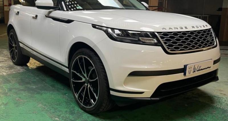 Land rover Range Rover Velar d 240hp se iii Blanc occasion à Neuilly Sur Seine - photo n°3