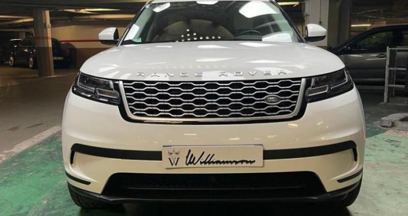 Land rover Range Rover Velar d 240hp se iii Blanc occasion à Neuilly Sur Seine - photo n°2