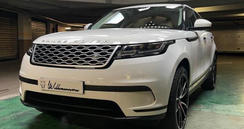 Land rover Range Rover Velar d 240hp se iii Blanc occasion à Neuilly Sur Seine