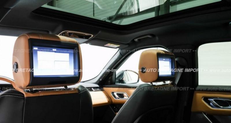 Land rover Range Rover Velar D240 R-DYNAMIC HSE (Pano, HdUp, cam 360...) 2019 Noir occasion à Pornic - photo n°6