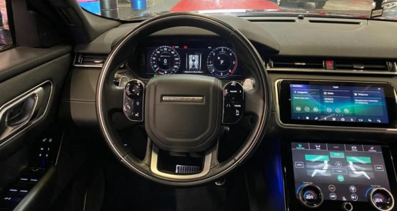 Land rover Range Rover Velar d300 Noir occasion à Brie-Comte-Robert - photo n°5