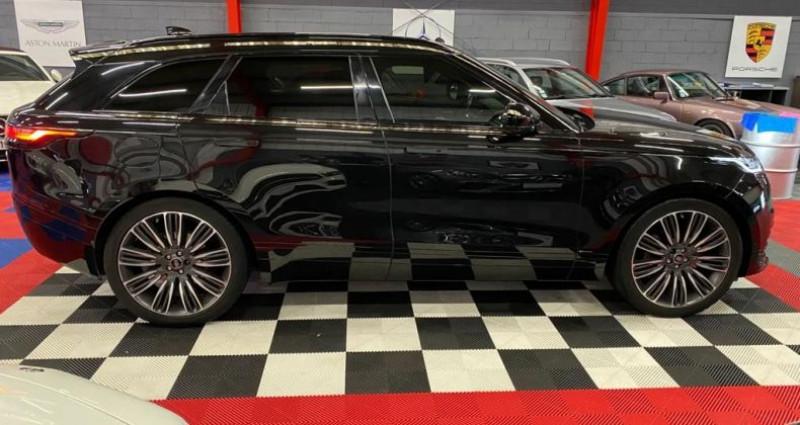 Land rover Range Rover Velar d300 Noir occasion à Brie-Comte-Robert - photo n°2