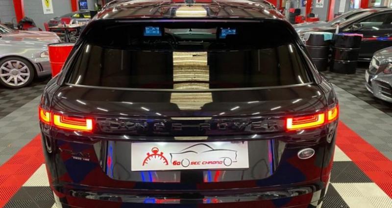 Land rover Range Rover Velar d300 Noir occasion à Brie-Comte-Robert - photo n°3
