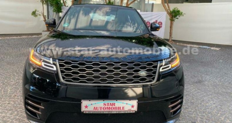 Land rover Range Rover Velar Land-Rover Range Rover Velar D240ch BVA S R-Dynamic Noir occasion à Mudaison - photo n°2