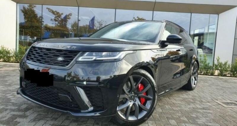 Land rover Range Rover Velar P550 SVAuto Dynamic Noir occasion à Montévrain