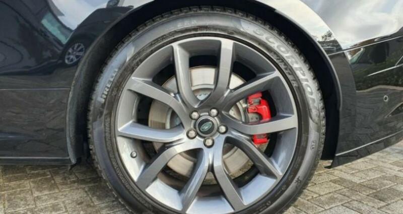 Land rover Range Rover Velar P550 SVAuto Dynamic Noir occasion à Montévrain - photo n°4