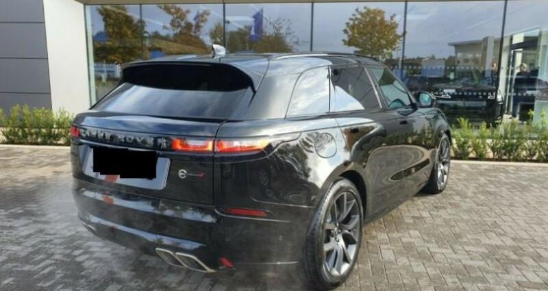 Land rover Range Rover Velar P550 SVAuto Dynamic Noir occasion à Montévrain - photo n°5