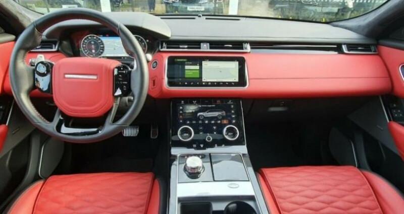 Land rover Range Rover Velar P550 SVAuto Dynamic Noir occasion à Montévrain - photo n°7