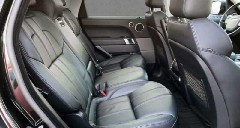 Land rover Range Rover #  TDV6 SE, Toit pano, 1ere Main # Noir occasion à Mudaison - photo n°4