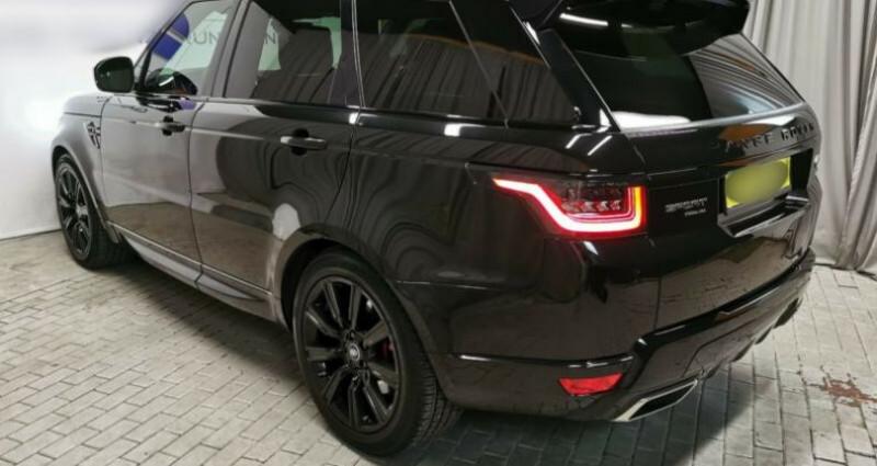 Land rover Range Rover 2.0 P400e 404ch Autob Noir occasion à Boulogne-Billancourt - photo n°2