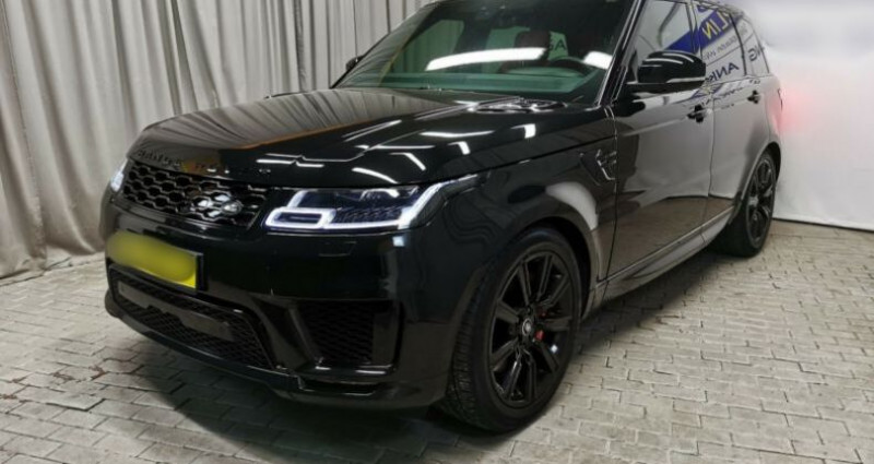 Land rover Range Rover 2.0 P400e 404ch Autob Noir occasion à Boulogne-Billancourt