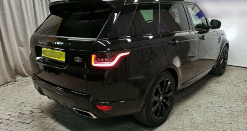 Land rover Range Rover 2.0 P400e 404ch Autob Noir occasion à Boulogne-Billancourt - photo n°4