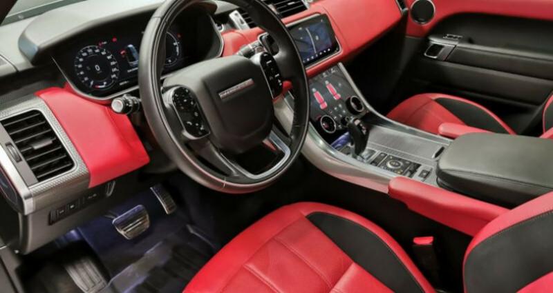 Land rover Range Rover 2.0 P400e 404ch Autob Noir occasion à Boulogne-Billancourt - photo n°6