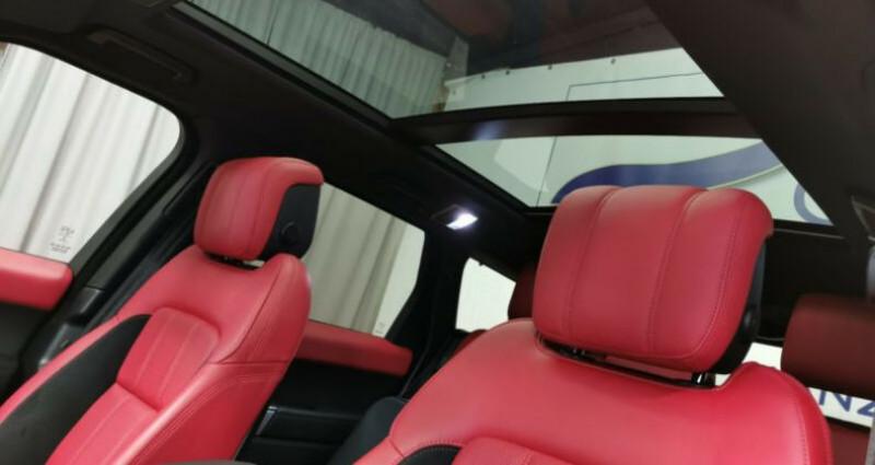 Land rover Range Rover 2.0 P400e 404ch Autob Noir occasion à Boulogne-Billancourt - photo n°7