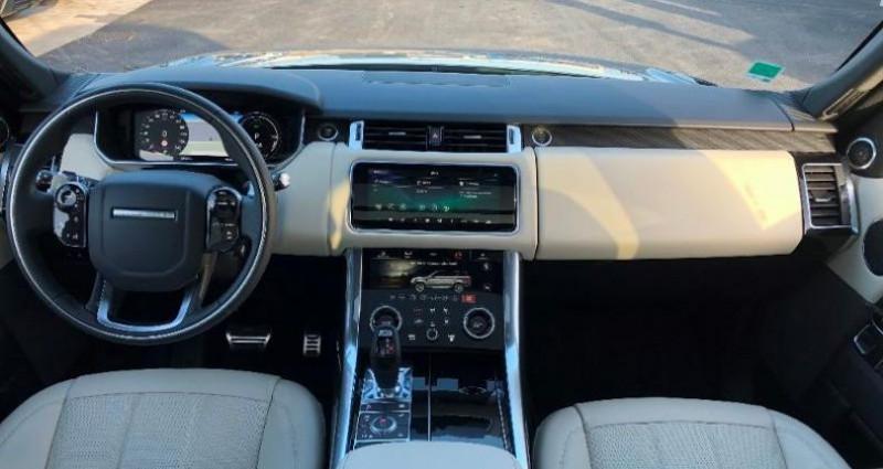 Land rover Range Rover 2.0 P400e 404ch HSE Dynamic Mark IX Gris occasion à BARBEREY SAINT SULPICE - photo n°5