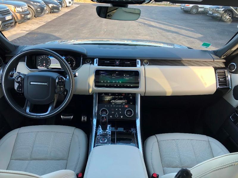 Land rover Range Rover 2.0 P400e 404ch HSE Dynamic Mark IX Gris occasion à Barberey-Saint-Sulpice - photo n°5