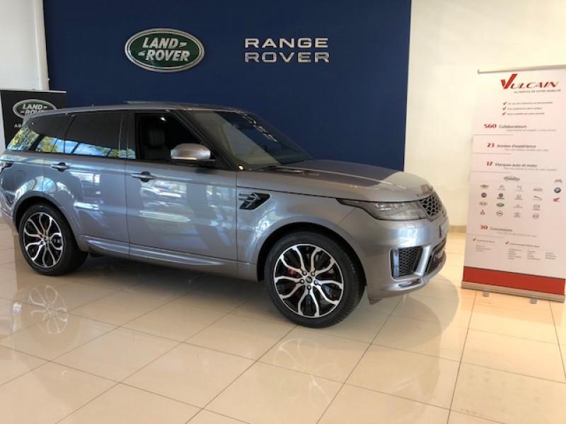 Land rover Range Rover 2.0 P400e 404ch HSE Dynamic Mark VIII Gris occasion à SAINT ETIENNE - photo n°4