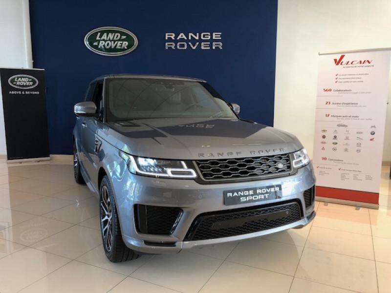 Land rover Range Rover 2.0 P400e 404ch HSE Dynamic Mark VIII Gris occasion à SAINT ETIENNE