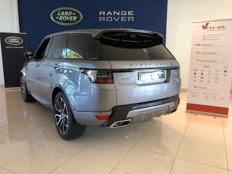 Land rover Range Rover 2.0 P400e 404ch HSE Dynamic Mark VIII Gris occasion à SAINT ETIENNE - photo n°2