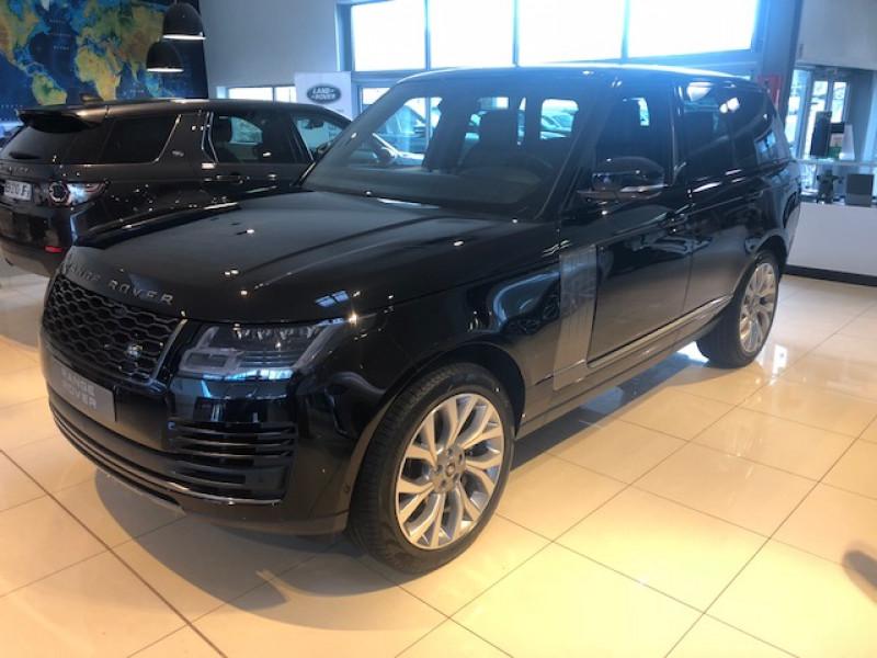 Land rover Range Rover 2.0 P400e 404ch Vogue SWB Mark IX Noir occasion à SAINT ETIENNE