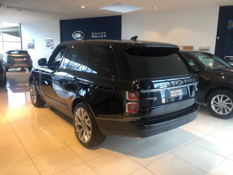 Land rover Range Rover 2.0 P400e 404ch Vogue SWB Mark IX Noir occasion à SAINT ETIENNE - photo n°2
