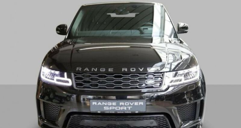 Land rover Range Rover 2.0 P400e HSE Dynamic Noir occasion à Boulogne-Billancourt