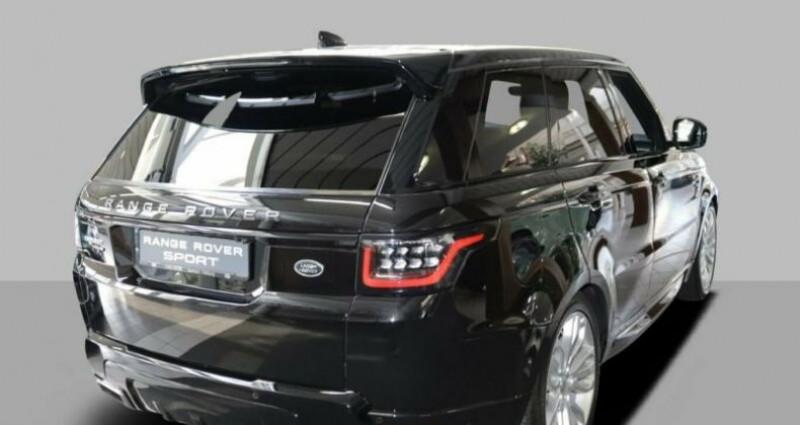 Land rover Range Rover 2.0 P400e HSE Dynamic Noir occasion à Boulogne-Billancourt - photo n°2