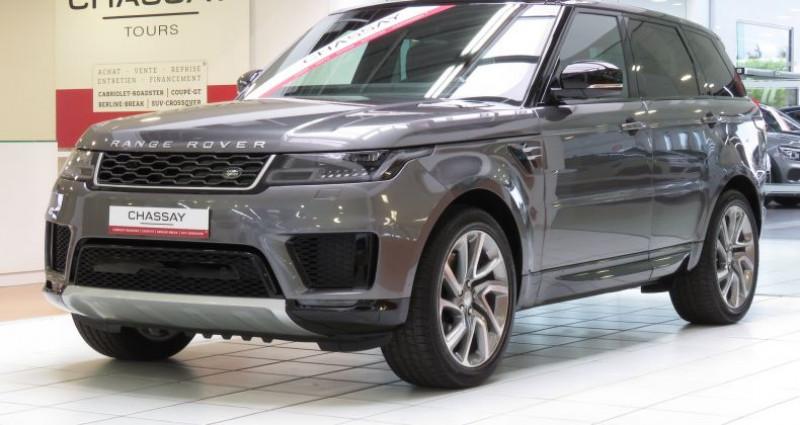 Land rover Range Rover 2 2.0 P400e PHEV 404 II (2) HSE Auto Gris occasion à Tours