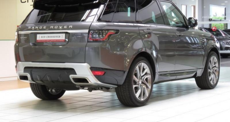 Land rover Range Rover 2 2.0 P400e PHEV 404 II (2) HSE Auto Gris occasion à Tours - photo n°2