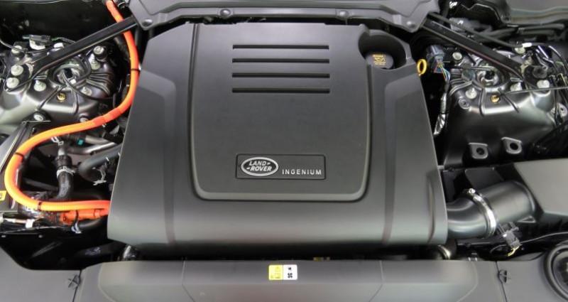 Land rover Range Rover 2 2.0 P400e PHEV 404 II (2) HSE Auto Gris occasion à Tours - photo n°4