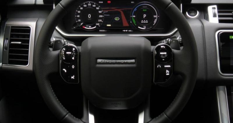 Land rover Range Rover 2 2.0 P400e PHEV 404 II (2) HSE Auto Gris occasion à Tours - photo n°7