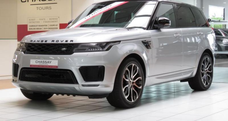 Land rover Range Rover 2 2.0 P400e PHEV 404 II (2) HSE Dynamic Auto Argent occasion à Tours